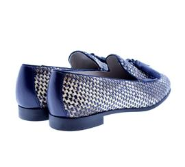 MOCASIN CLINCH MILANO DUNE NAVY