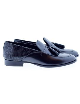 MOCASIN COSMOS BLACK